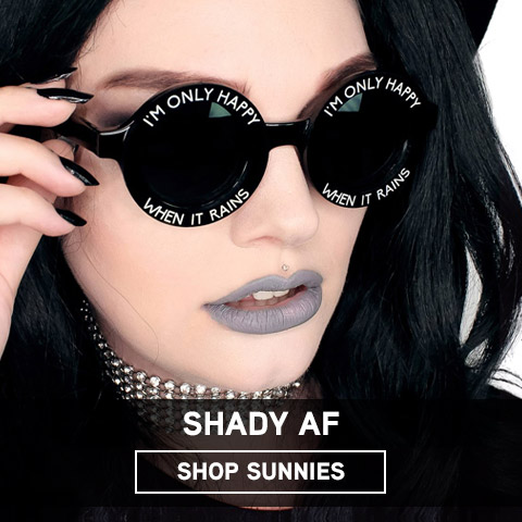 Goth Sunglasses